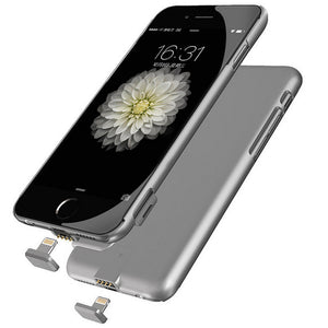 Ultra-Thin iPhone Charging Case