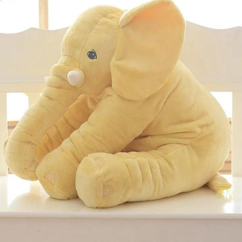 Cuddly Plush Elephant