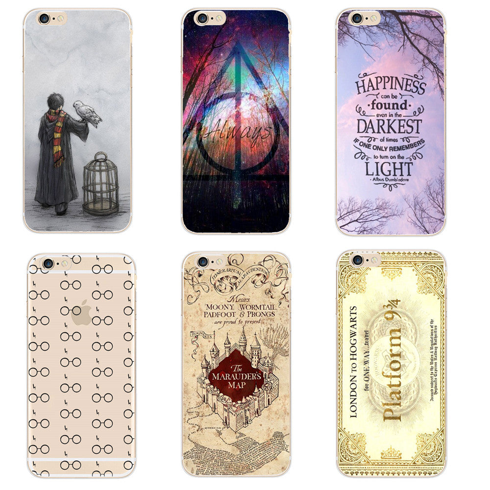 Harry Potter Inspired iPhone Case