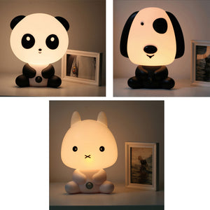 Adorable Cartoon Night Light