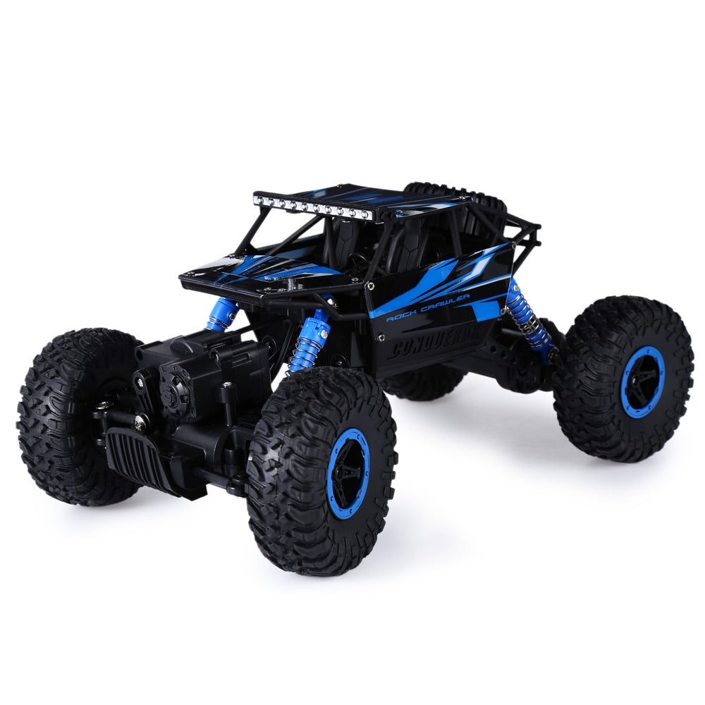 4 x 4 Off-Road Remote Controlled Car