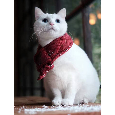 Image of Comfy Animal Scarf