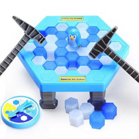 Image of Ice Breaking Penguin Game