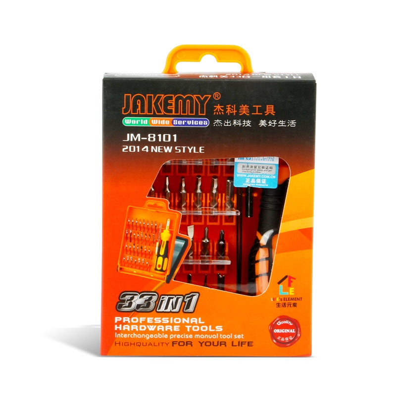 Handy Screwdriver Multi-Tip Set