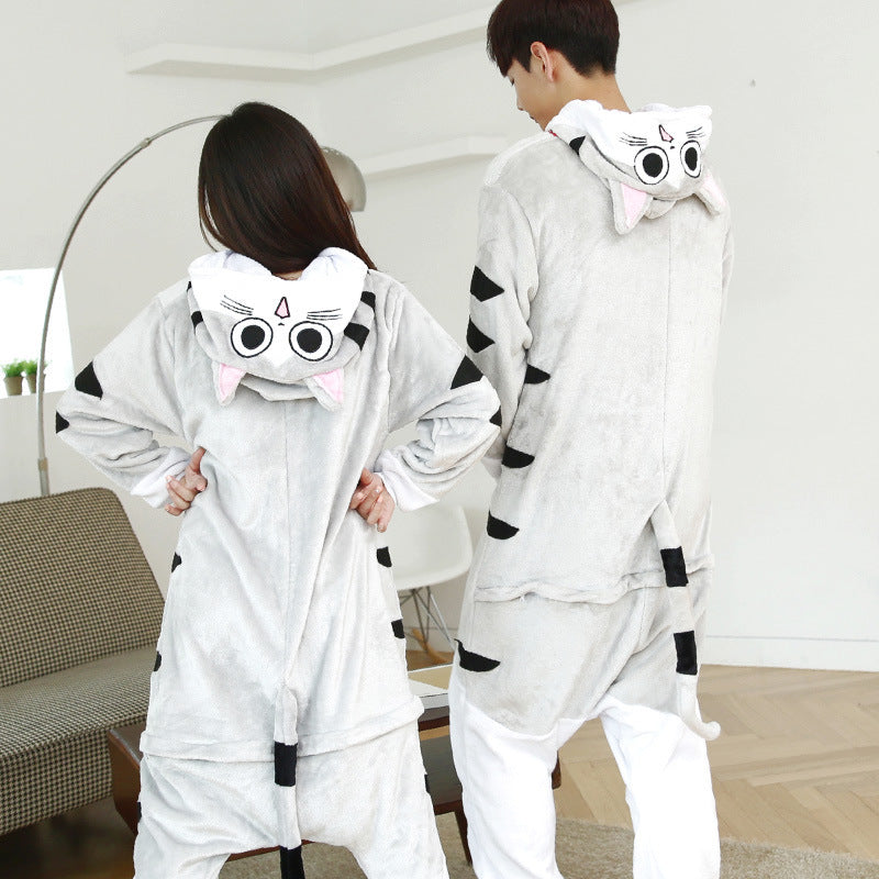 Fun Kitty Onesie