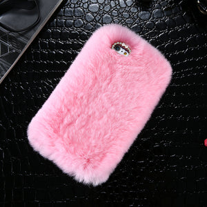 Luxury Furry iPhone Case