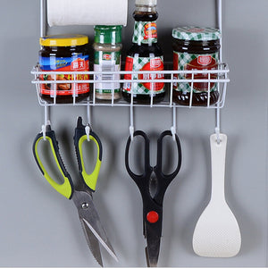 Kitchen Utility Storage Rack