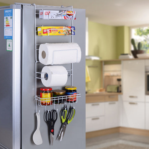 Image of Kitchen Utility Storage Rack