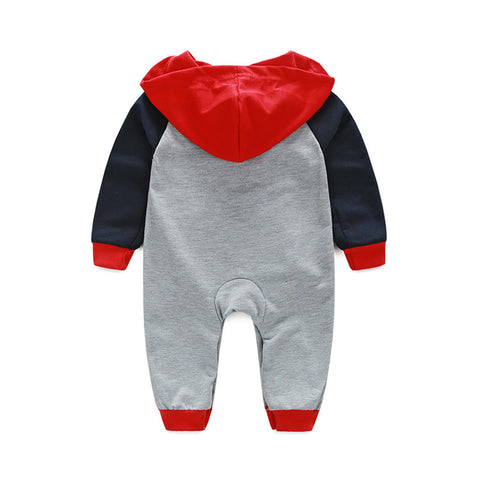 Image of Baby Jersey Jumpsuit