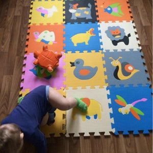Educational Puzzle Play Mat