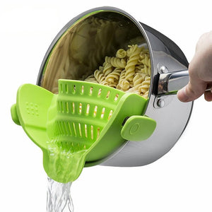 Solid Kitchen Colander