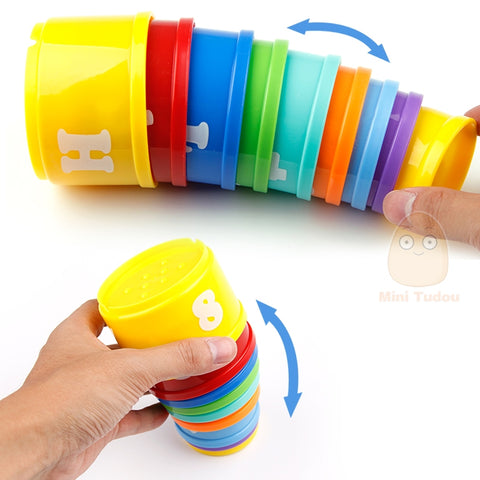 Image of Educational Bear Stack Cups
