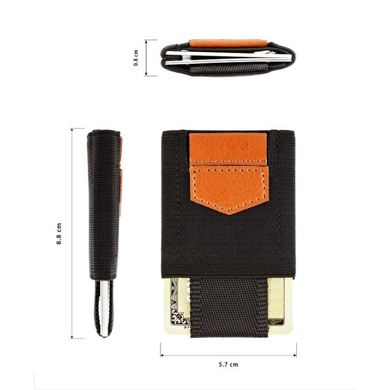 Compact Minimalist Wallet