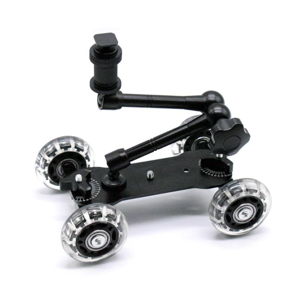 Video Recording Stabilizer Dolly