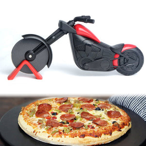Unique Motorcycle Pizza Cutter