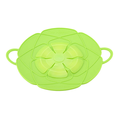 Multipurpose Silicone Cooking Lid