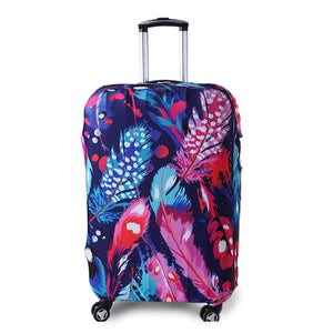 Stylish Luggage Protective Cover