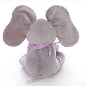 Interactive Plush Elephant Toy