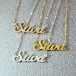 Dainty Personalized Name Necklace