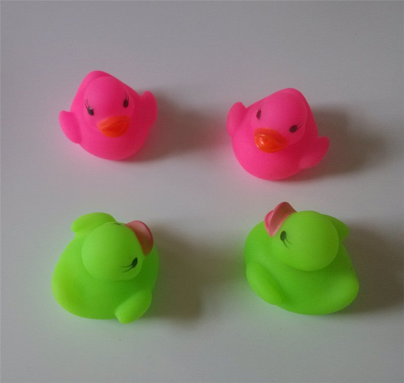 Color-Changing Rubber Ducky