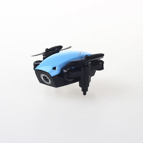 Foldable Helicopter Drone