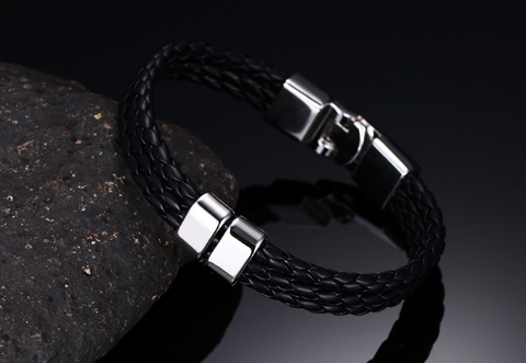 Image of Handmade Triple Bracelet