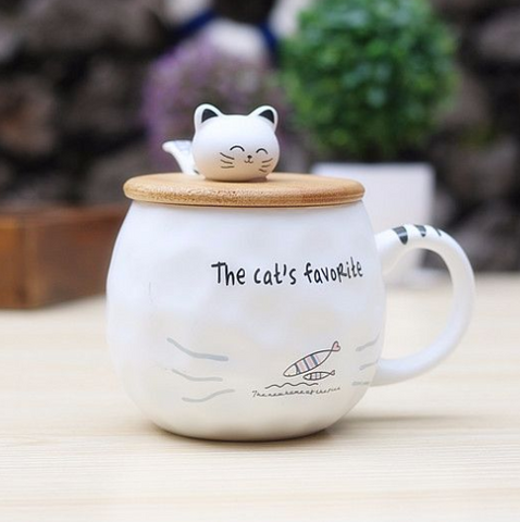 Image of The Cat's Favorite Mug