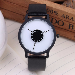 Novel Dial Quartz Watch