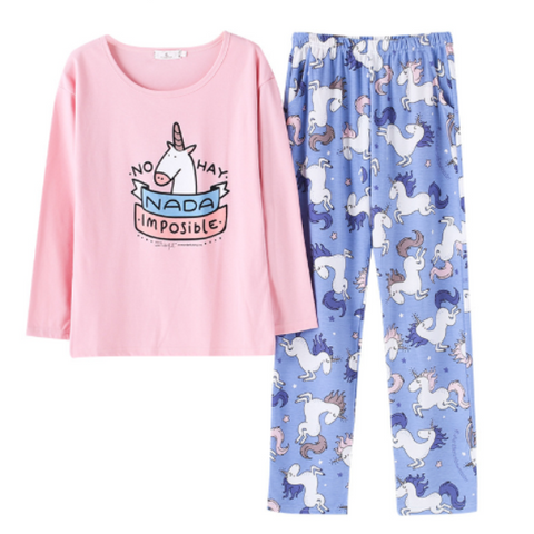 Image of Unicorn Loungewear Set