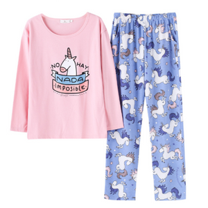 Unicorn Loungewear Set