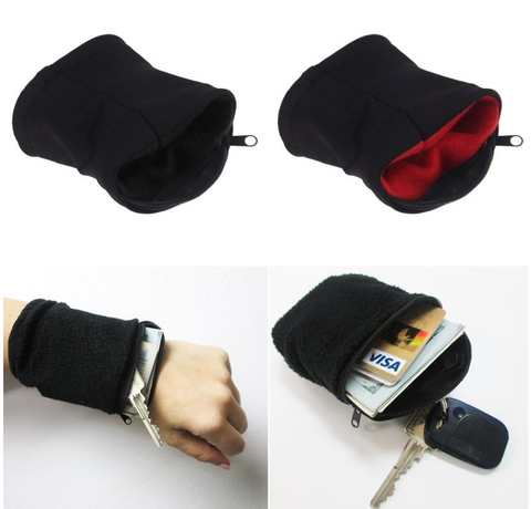 Image of Outdoor Wrist Wallet