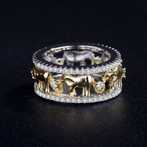 Image of Elegant Elephant Ring