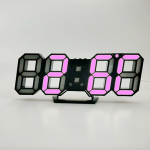 3D LED Digital Clock