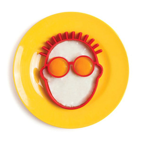 Image of Silicone Cartoon Cooking Mold