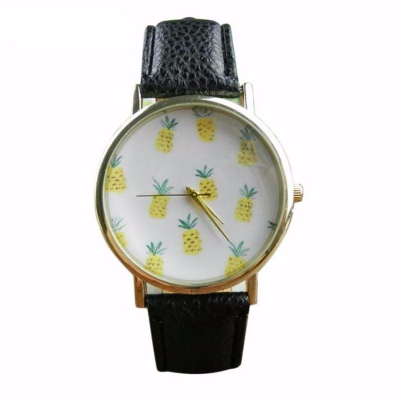 Adorable Pineapple Wristwatch