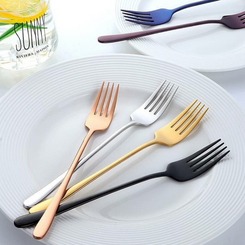 Image of Timeless Stainless Steel Fork