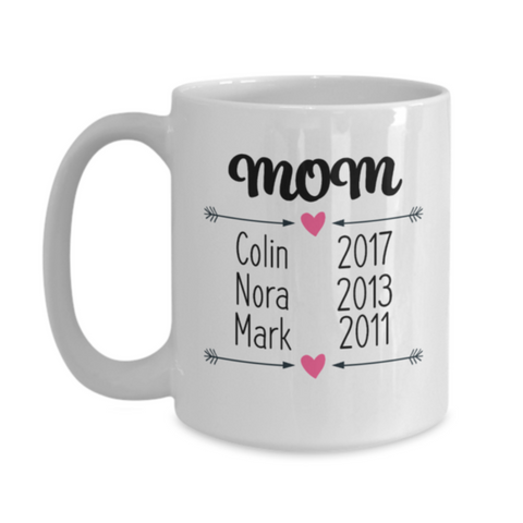 Personalized Kids Mug (Nine Yards Exclusive)