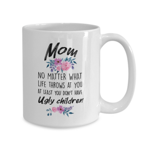 Mom Mug (Nine Yards Exclusive)
