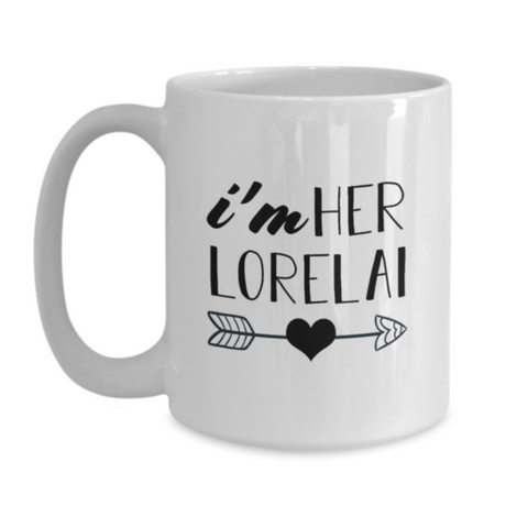 Image of Rory and Lorelai Mugs (Nine Yards Exclusive)