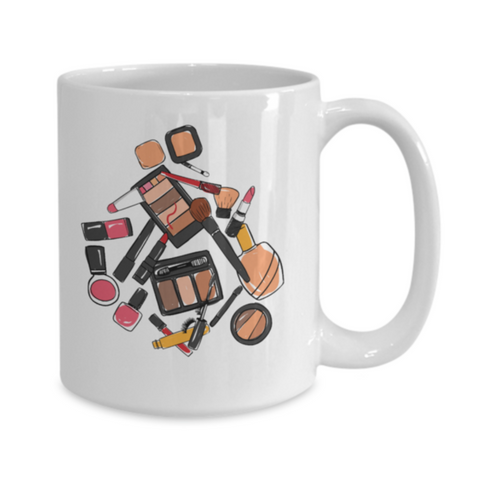 Makeup Mug (Nine Yards Exclusive)