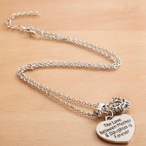 Mother Daughter Forever Love Necklace