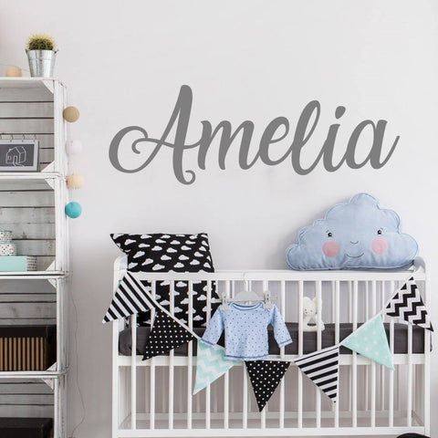 Image of Customizable Wall Sticker
