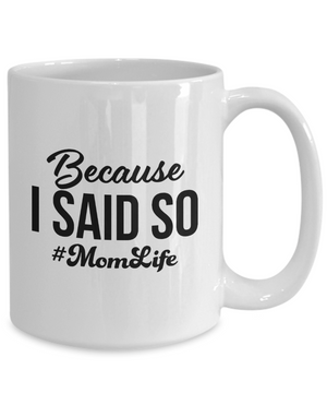#MomLife Mug (Nine Yards Exclusive)