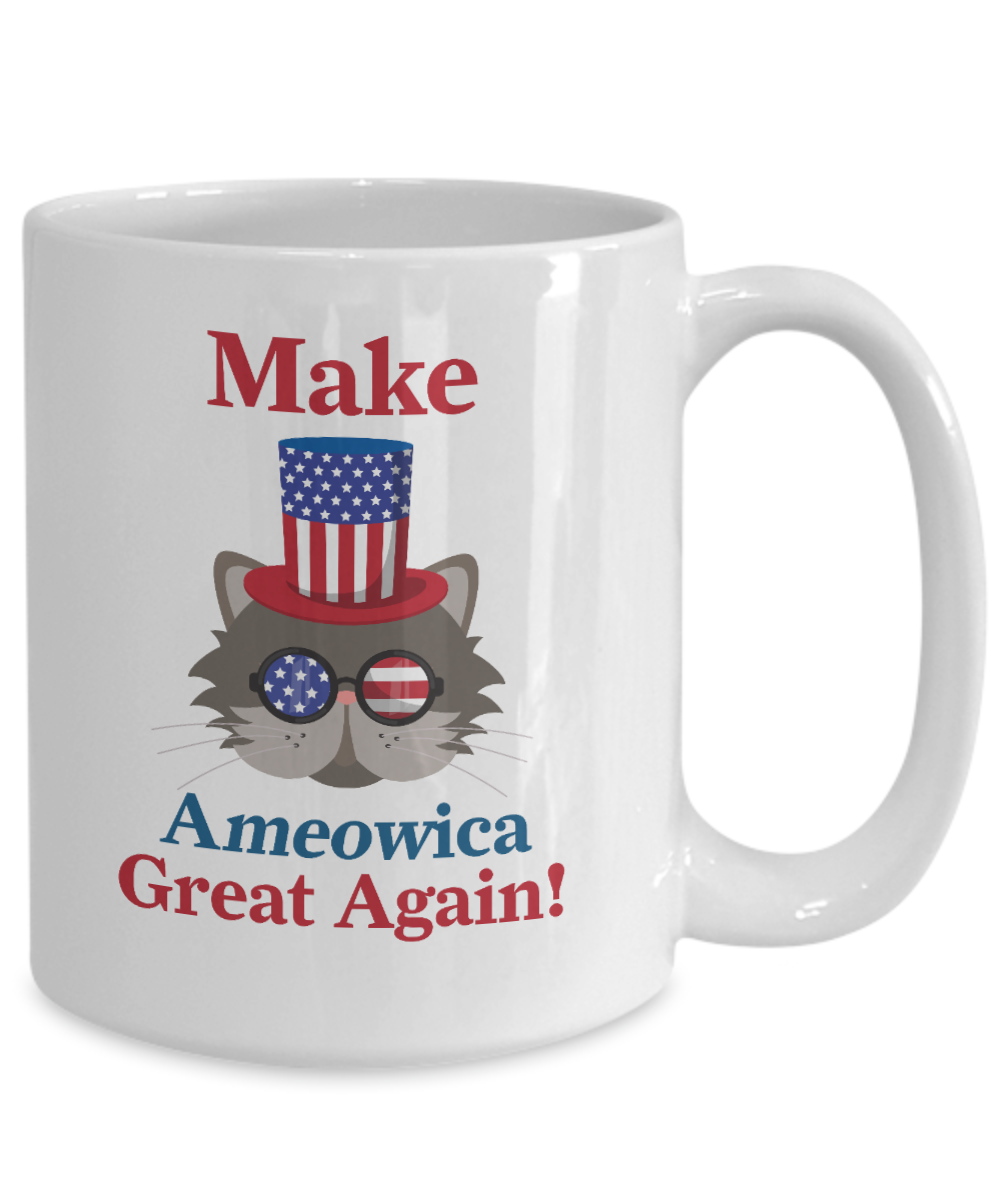 Ameowica Mug (Nine Yards Exclusive)