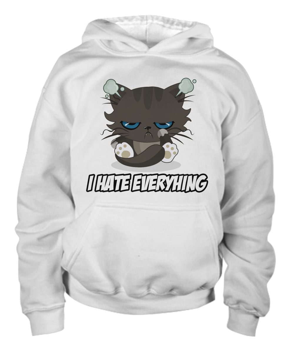 I Hate Everything Hoodie (Nine Yards Exclusive)