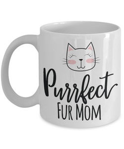 Purrfect Mom Mug (Nine Yards Exclusive)