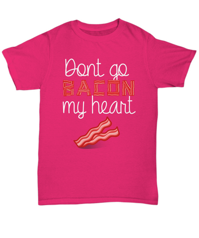 Image of Bacon My Heart I Tee (Nine Yards Exclusive)