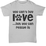 Adopt, Don't Shop Tee (Nine Yards Exclusive)