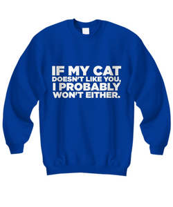 My Cat Doesn't Like You (Nine Yards Exclusive)