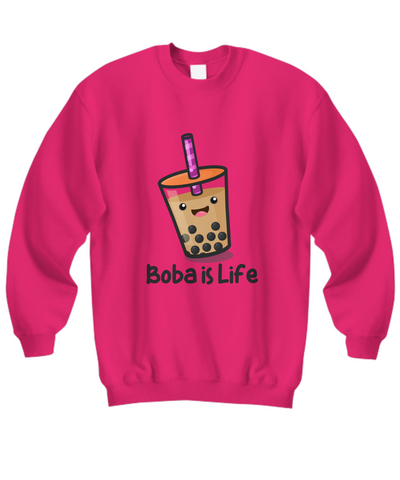 Boba Is Life Sweatshirt (Nine Yards Exclusive)